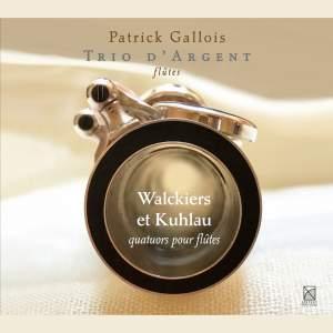 Walckiers & Kuhlau: Quatuors pour flûtes Product Image