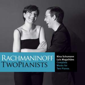 Rachmaninov: Complete Works for Two Pianos Product Image