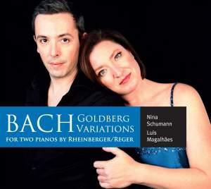 Bach: Goldberg Variations (Arr. J.G. Rheinberger & M. Reger)
