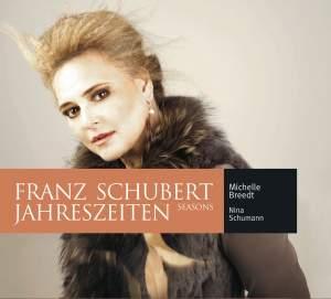 Schubert: Jahreszeiten Product Image