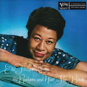 Ella Fitzgerald Sings The Rodgers & Hart Songbook Product Image