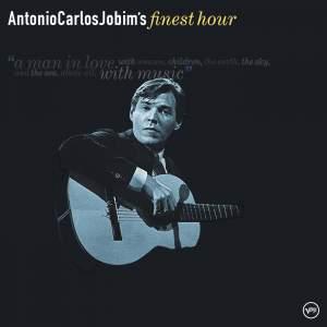 Antonio Carlos Jobim's Finest Hour