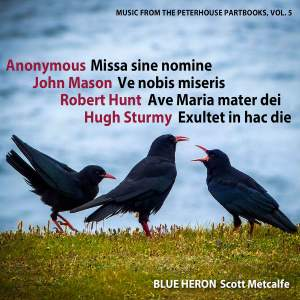 Music from the Peterhouse Partbooks, Vol. 5