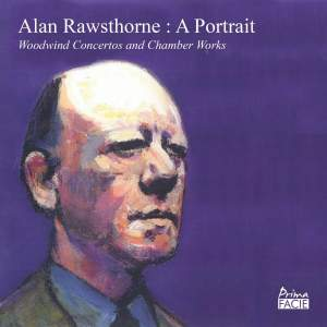 Rawsthorne: A Portrait - Woodwind Concertos and Chamber Works