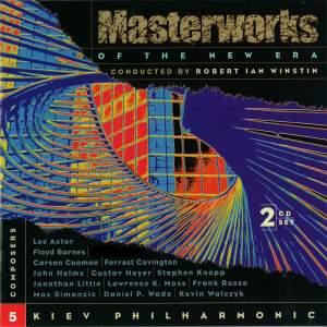 Masterworks of the New Era, Volume 5