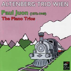 Paul Juon: Piano Trios