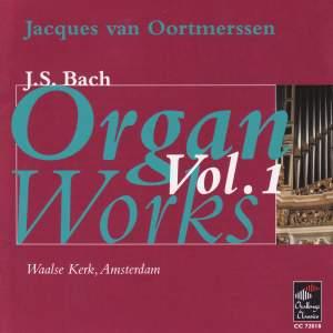Bach Organ Works Vol. 1