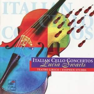 Platti, Poerpoera, Vivaldi, Jacchini, Leo: Italian Cello Concertos
