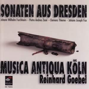 Ziani, Furchhenim, Thieme, Fux: Sonaten aus Dresden