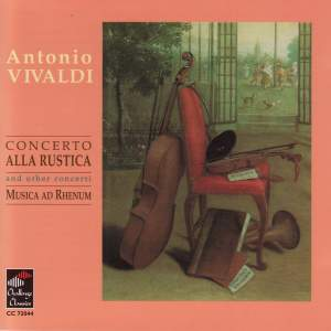 Vivaldi: Concerto Alla Rustica