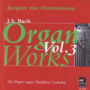 JS Bach: Organ Works Vol. 3