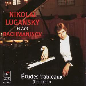 Nikolai Lugansky plays Rachmaninov