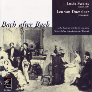 Bach after Bach