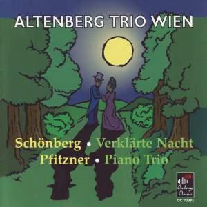 Pfitzner: Piano Trio in F Op. 8, etc.