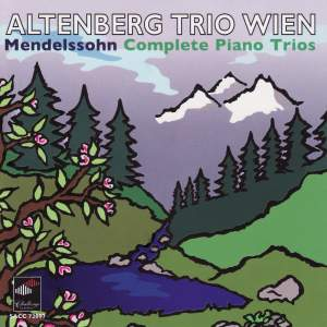Mendelssohn - Complete Piano Trios