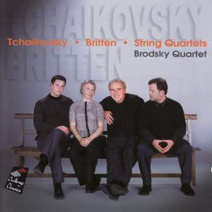 Tchaikovsky and Britten String Quartets