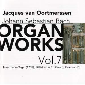 Bach - Organ Works Volume 7