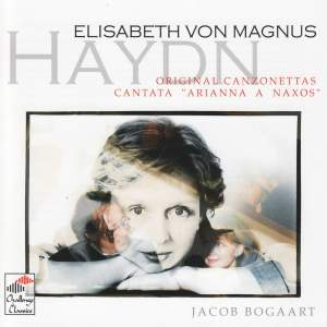 Haydn: Original Canzonettas & Arianna a Naxos