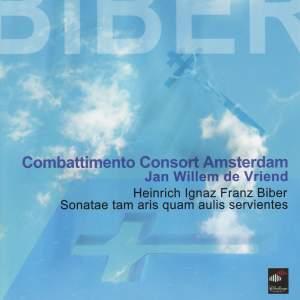 Biber: Sonatae Tam Aris Quam Aulis Servientes Nos. 1-12