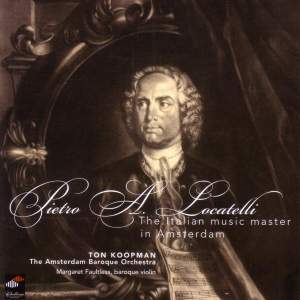 Locatelli - The Italian music master in Amsterdam