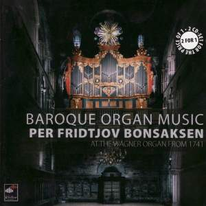 Baroque Organ Music