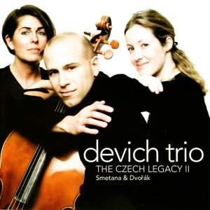 Smetana & Dvorak - Piano Trios
