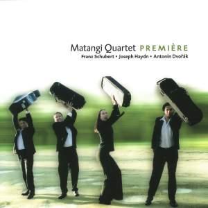 Matangi Quartet play Haydn, Dvorak, Schubert