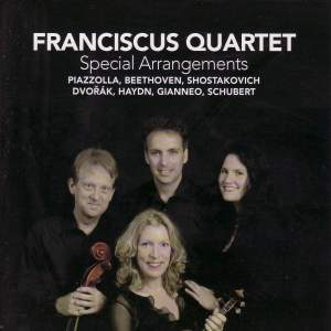 Franciscus Quartet - Special Arrangements