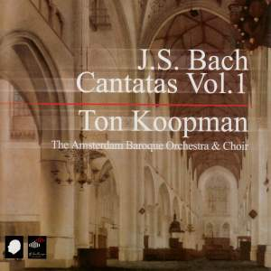 J S Bach - Complete Cantatas Volume 1
