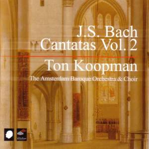 J S Bach - Complete Cantatas Volume 2