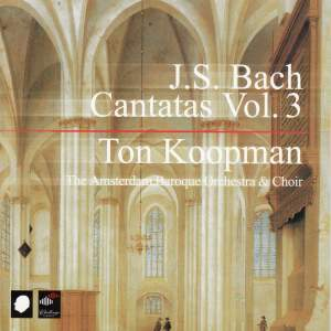 J S Bach - Complete Cantatas Volume 3