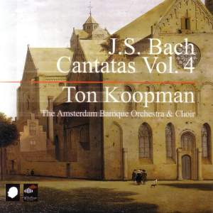 J S Bach - Complete Cantatas Volume 4