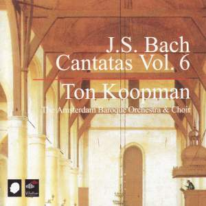 J S Bach - Complete Cantatas Volume 6
