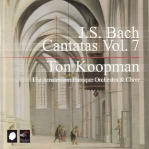 J S Bach - Complete Cantatas Volume 7
