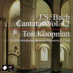 J S Bach - Complete Cantatas Volume 12