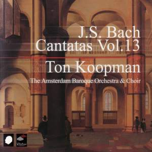 J S Bach - Complete Cantatas Volume 13