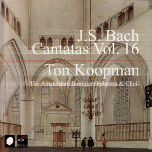 J S Bach - Complete Cantatas Volume 16