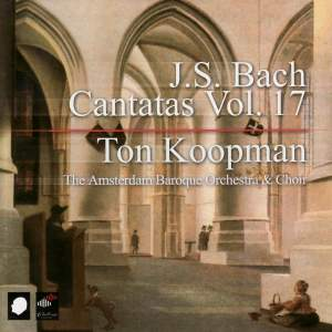 J S Bach - Complete Cantatas Volume 17