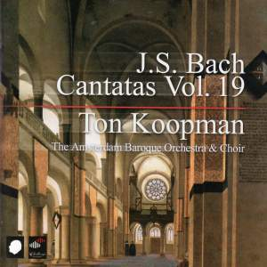 J S Bach - Complete Cantatas Volume 19