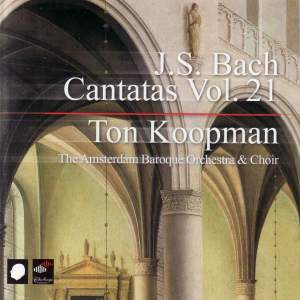 J S Bach - Complete Cantatas Volume 21