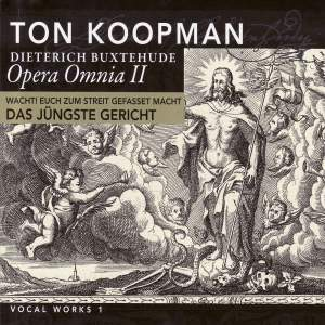 Buxtehude - Vocal Works 1
