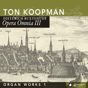 Buxtehude - Organ Works 1