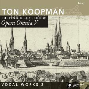Buxtehude - Vocal Works 2