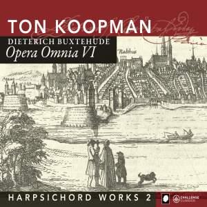 Buxtehude - Harpsichord Works 2
