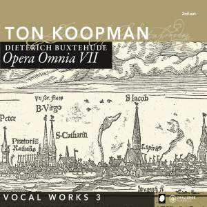 Buxtehude - Vocal Works 3