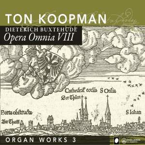 Buxtehude - Organ Works 3