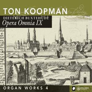 Buxtehude - Organ Works 4