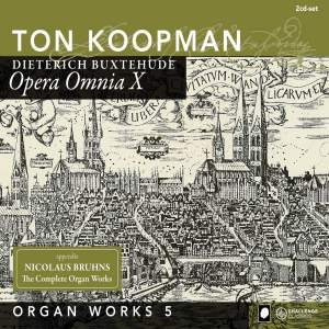 Buxtehude - Organ Works 5