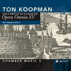 Buxtehude - Chamber Music 3