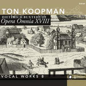 Buxtehude - Vocal Works 8 Product Image